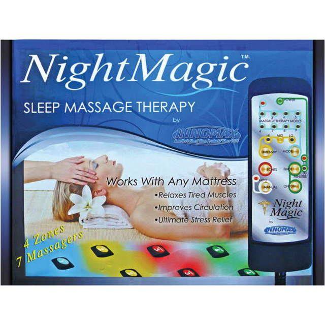 Night Magic Sleep Massage Therapy 1